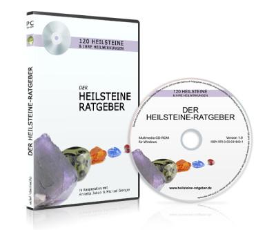 Der Heilsteine-Ratgeber, Box und CD